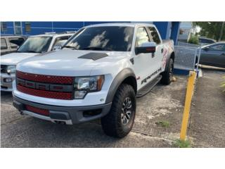 Ford Puerto Rico Ford, Raptor 2012