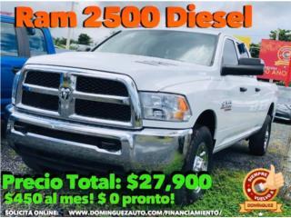 RAM Puerto Rico RAM, 2500 2015