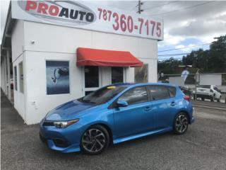 Scion tC , Scion Puerto Rico