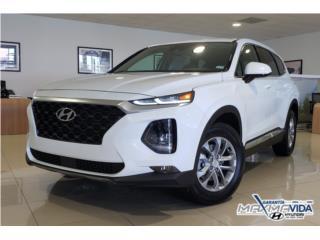 Hyundai, Santa Fe 2020, Accent Puerto Rico