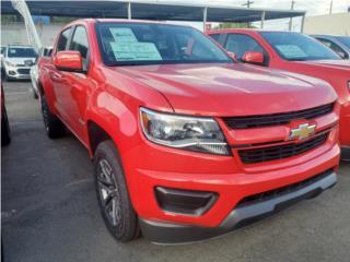 Chevrolet Puerto Rico Chevrolet, Colorado 2020