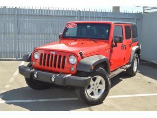 Jeep wrangler sport 2018 , Jeep Puerto Rico