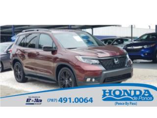 HONDA HRV LX 2019! *EN OFERTA* REDISENADA! , Honda Puerto Rico