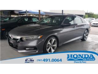 2018 HONDA ACCORD SPORT 2.0T 6-SPEED MANUAL , Honda Puerto Rico