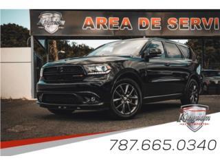 Dodge Durango | 3 filas en piel | DVD , Dodge Puerto Rico