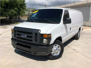 Ford Puerto Rico Ford, E-350 Van 2013