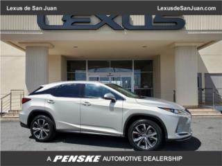 Lexus Puerto Rico Lexus, Lexus RX 2020