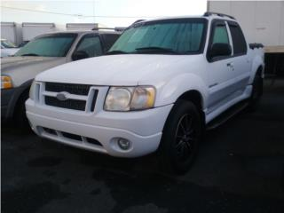 Ford Puerto Rico Ford, Explorer Sport Track 2003
