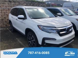Honda Puerto Rico Honda, Pilot 2019
