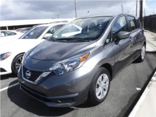 NISSAN VERSA NOTE SV , Nissan Puerto Rico