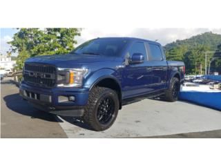 Ford, F-150 2018, Edge Puerto Rico
