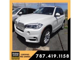 2017 BMW X5 HIBRIDA SILVER , BMW Puerto Rico