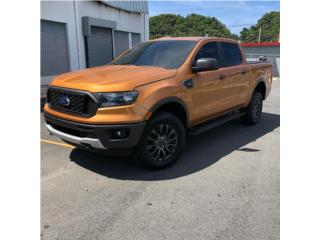 Ford, Ranger 2019, Transit Connect Puerto Rico