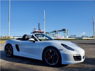 Porsche, Boxster 2015  Puerto Rico