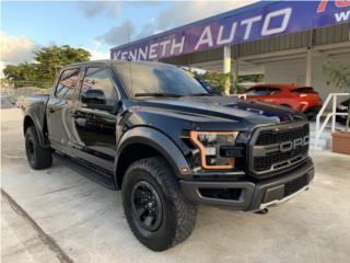 Ford, Raptor 2017, Toyota Puerto Rico