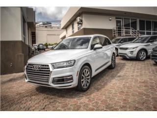 Audi, Audi Q7 2019  Puerto Rico