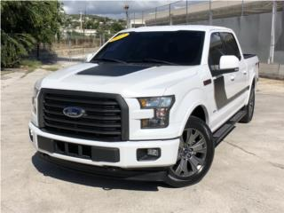 Ford Puerto Rico Ford, F-150 2017