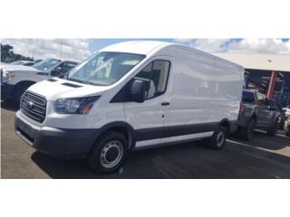 Ford, Transit Cargo Van 2018  Puerto Rico