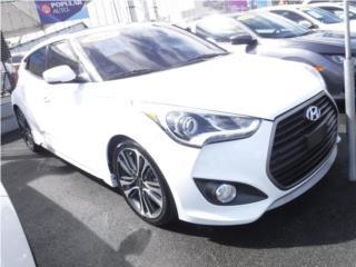 Hyundai, Veloster 2017  Puerto Rico