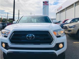 Toyota, Tacoma 2020, C-HR Puerto Rico
