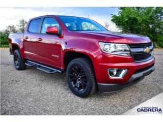 Chevrolet, Colorado 2020, Traverse Puerto Rico
