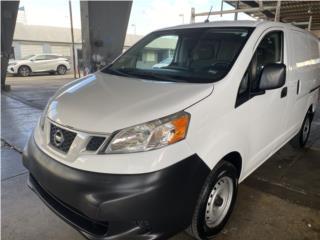 Nissan, NV de Carga 2014, Juke Puerto Rico