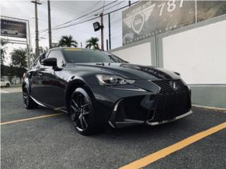 IS 350 F Sport , Lexus Puerto Rico
