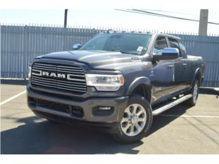 Ram 2500 Laramie Blacktop  , RAM Puerto Rico