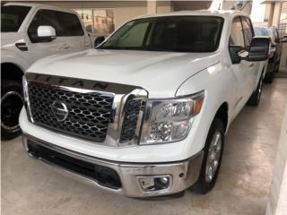 TITAN PRO 4X 2018!!! $38,995.00 , Nissan Puerto Rico