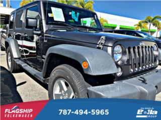 WRANGLER SPORT UNLIMITED 4X4 , Jeep Puerto Rico