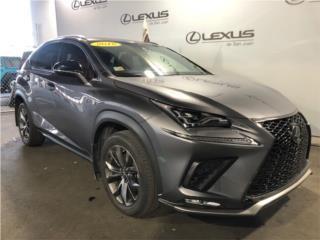 Lexus Puerto Rico Lexus, NX 2018