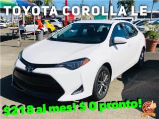 🔥COROLLA S 2013 (SUNROOF)🔥 , Toyota Puerto Rico