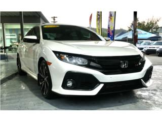 Honda, Civic 2018, Fit Puerto Rico