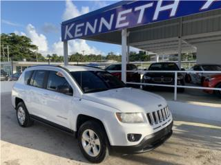 Jeep Puerto Rico Jeep, Compass 2014