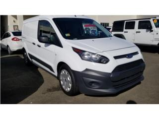 Ford Transit Connect  2015 , Ford Puerto Rico