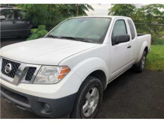 Nissan Puerto Rico Nissan, Frontier 2015