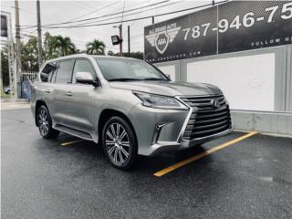 Lexus Puerto Rico Lexus, Lexus LX 2019