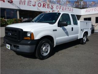 Ford, F-250 Pick Up 2007  Puerto Rico