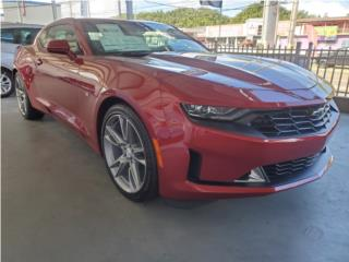Chevrolet, Camaro 2020, RAM Puerto Rico