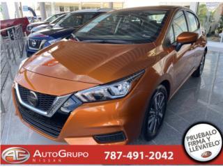 ¡2018 Nissan Versa note! , Nissan Puerto Rico