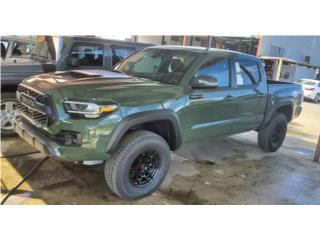 Tacoma  4*4 TRD 2020 Colores Disponibles  , Toyota Puerto Rico