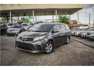 Toyota Puerto Rico Toyota, Sienna 2019