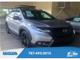 Honda, Passport 2019, Fit Puerto Rico