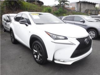 Lexus, NX 2017, NX Puerto Rico