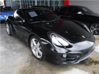 Porsche Puerto Rico Porsche, Cayman 2014