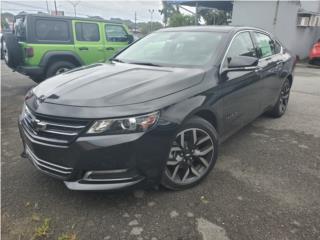 Chevrolet Puerto Rico Chevrolet, Impala 2018