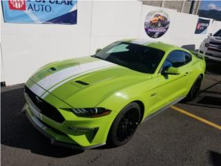 Ford, Mustang 2020, F-500 series Puerto Rico