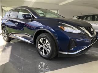 Nissan, Murano 2019, Jaguar Puerto Rico
