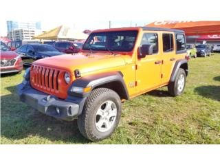 JEEP WRANGLER UNLIMITED #7218 , Jeep Puerto Rico