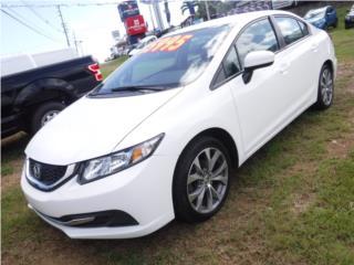Honda Puerto Rico Honda, Civic 2014